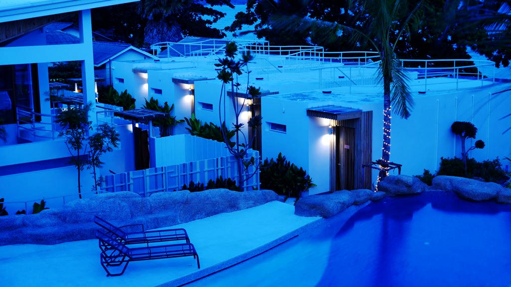 White Sand Lamai Beach Resort