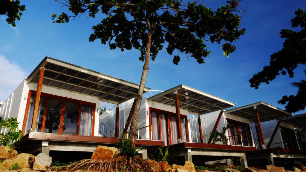 White Sand Beach villa