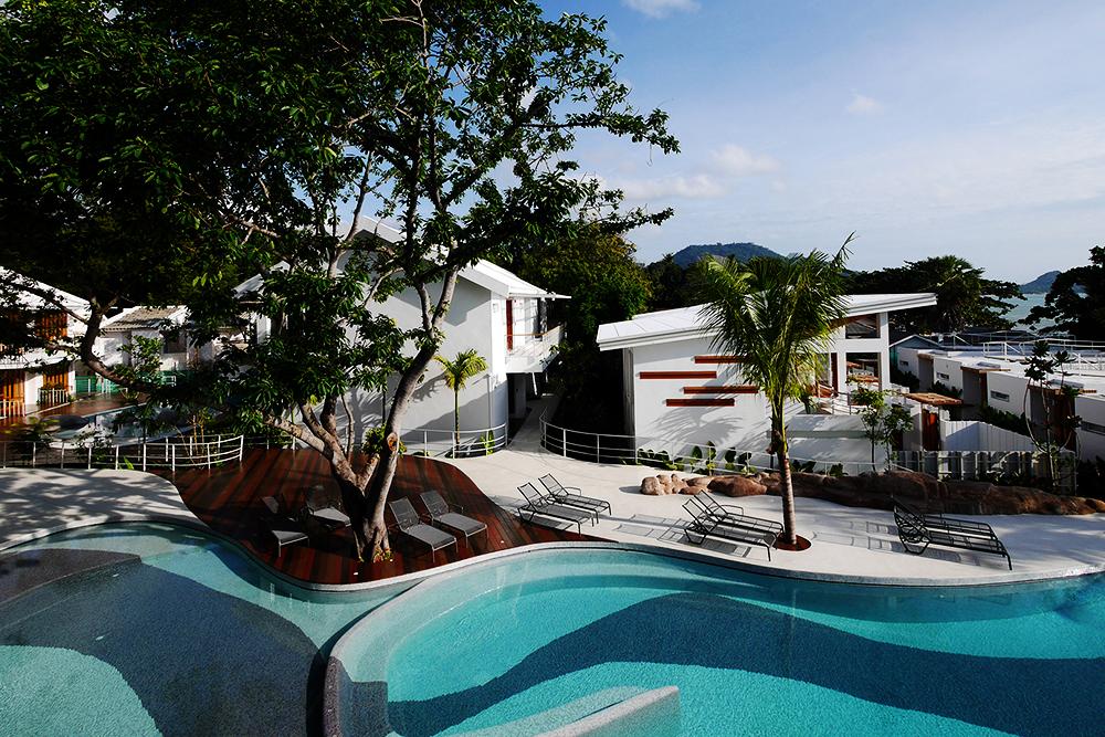 Lamai Beach Villa